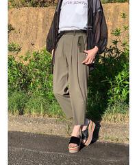 SRIC ★ taperd  pants