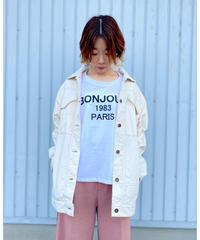 SRIC ★ chino stretch big jacket