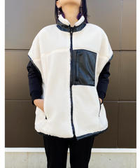 Risley ★ boa vest