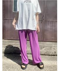 CHIGNON ★  easy wide pants