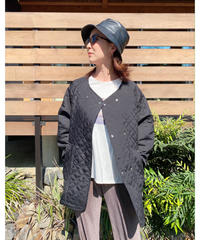FOSI. ★ side snap quilting jacket