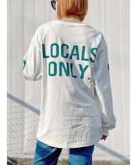 CHIGNON ★ logo long T-shirt