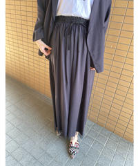 SRIC ★ tulle gather skirt