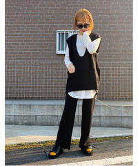CHIGNON ★ cardboard vest