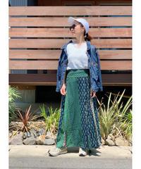 AIC ★ boho print skirt