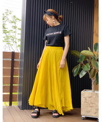 AIC★ flare skirt