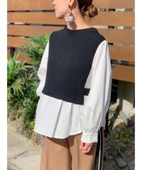 SRIC ★ docking belt pullover