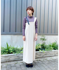 CHIGNONSTAR ★ asymmetry jumper skirt
