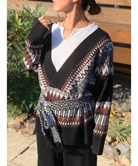 AIC ★ knit 2way cardigan