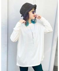FOSI. ★ print long T-shirt