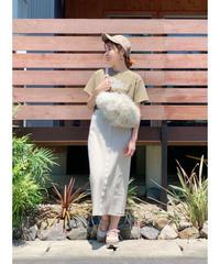 AIC ★ waffle skirt
