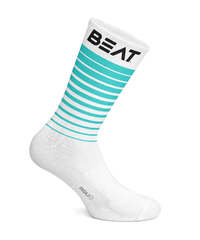 Racing sock - White