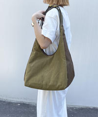 【B-21332】BEAURE ヴュレ Olive Collection large tote
