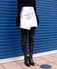 【migration】Enamel mini skirt / エナメルミニスカート / mg420