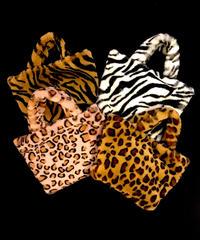 【Selected item】Fake fur animal hand bag / フェイクファーアニマルバッグ
