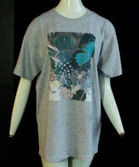 【Future】羽根T Shirt  / gray