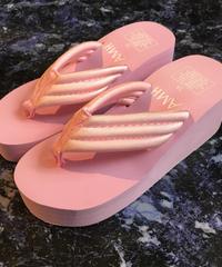 【Selected item】厚底サンダル/pink / mg19