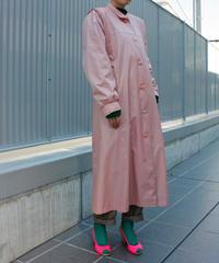 【Vintage】1980's Nylon long coat / ナイロンロングコート