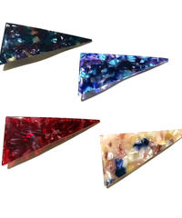 【Select item】Triangle hair clip / 三角形ヘアクリップ