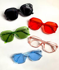 【Selected item】Color sunglasses  /カラーサングラス / mg-245