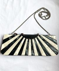 【Used Item】monotone desgin bag / モノトーンデザインバッグ