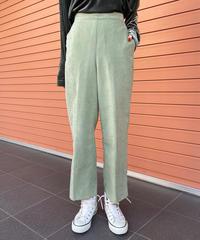 【Used】Mint green slacks / ミントグリーンスラックス