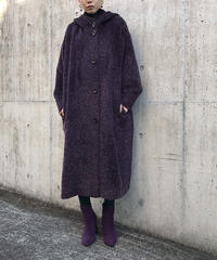 【Used】Mix color design coat / デザインコート