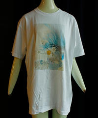 【Future】羽根T Shirt / white