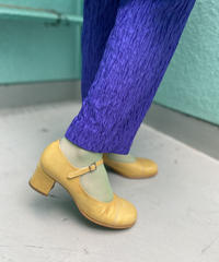 【Used】Enamel strap shoes / エナメルストラップシューズ