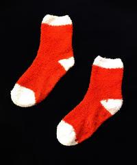 【Selected item】Mofu mofu socks / もふもふソックス