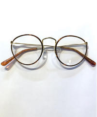 【Used】Tortoiseshell glasses / べっ甲メガネ