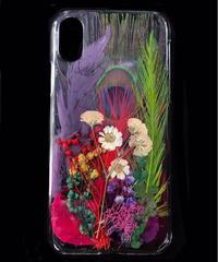 【FUTURE】Nature Mobile Phone Case <i PhoneX / Xs> FTR-X-19