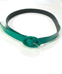 【Used】Enamel belt / エナメルベルト