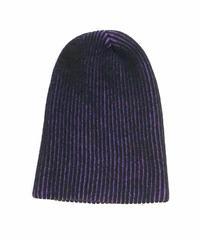 【Used】Stripe  beanie  / ストライプニット帽