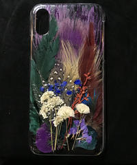 【FUTURE】Nature Mobile Phone Case <i Phone X>FTR-X-08