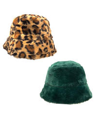 【Selected item】Fur bucket hat / ファーバケットハット / mg474