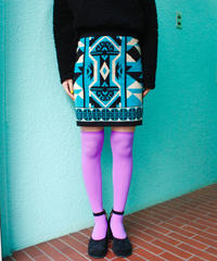 【Used】Native pattern tight skirt / ネイティブ柄タイトスカート