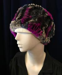【Selected item】Rabbit fur head & neck warmer / ラビットファーヘッド&ネックウォーマー