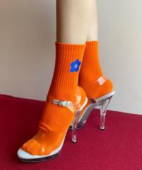 【Selected item】Flower socks / お花ソックス / mg481