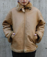 【Used】B-3 type Leather  jacket / レザージャケット