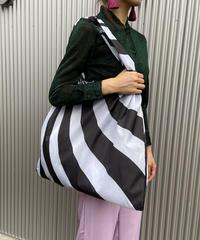 【Select item】Stripe eco bag / ストライプエコバッグ / mg595.