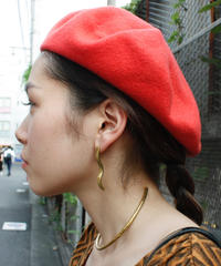 【Used】KANGOL beret / カンゴールベレー帽