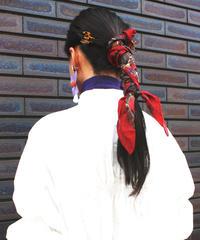 【Uesd】Paisley scarf/ペイズリー柄スカーフ