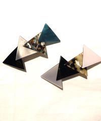 【Selected item】Triangle Barrette