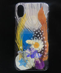 【FUTURE】Nature Mobile Phone Case <i Phone X>FTR-X-01