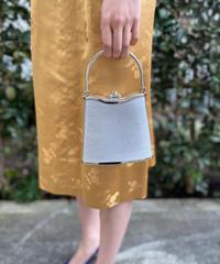 【Vintage】Trapezium hand bag / 台形バッグ