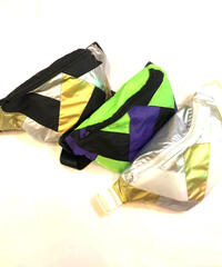 【Selected item】Multicolor waist pouch/ マルチカラーウエストポーチ