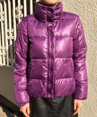"""【Used】Down jacket """"Purple"""" / ダウンジャケット"""