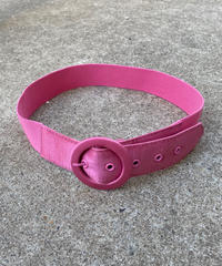 【Used】Color rubber belt / カラーゴムベルト