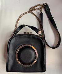 【Used】Box shoulder bag/ボックス型ショルダーバック